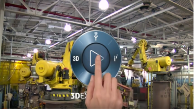 Deep Learning Machines - Industrial Equipment - Dassault Systèmes